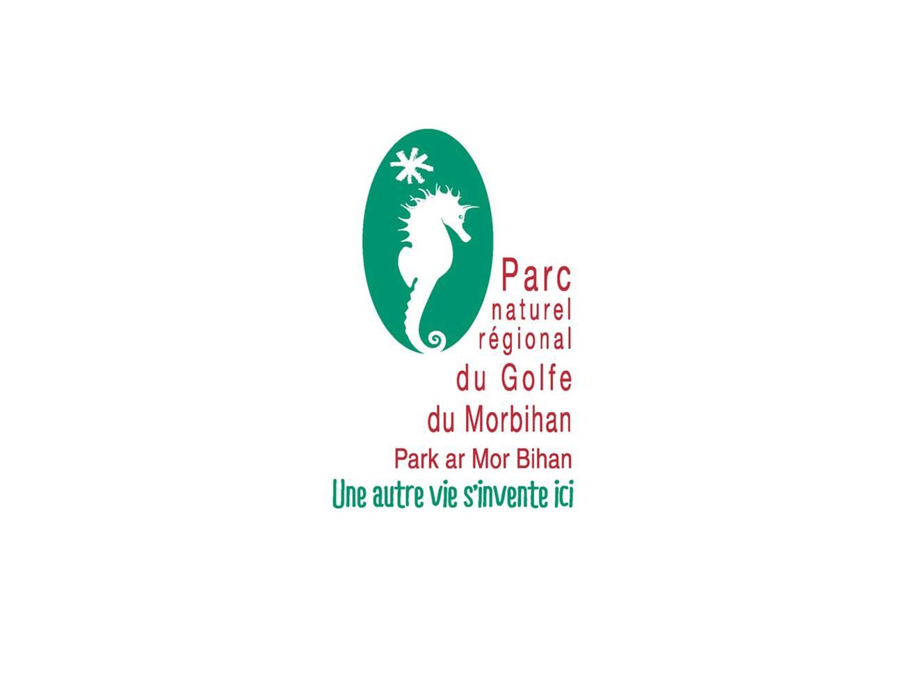 Logo-Parc-Naturel-Régional-du-Golfe-du-Morbihan-Bretagne sud © PNR Golfe du Morbihan