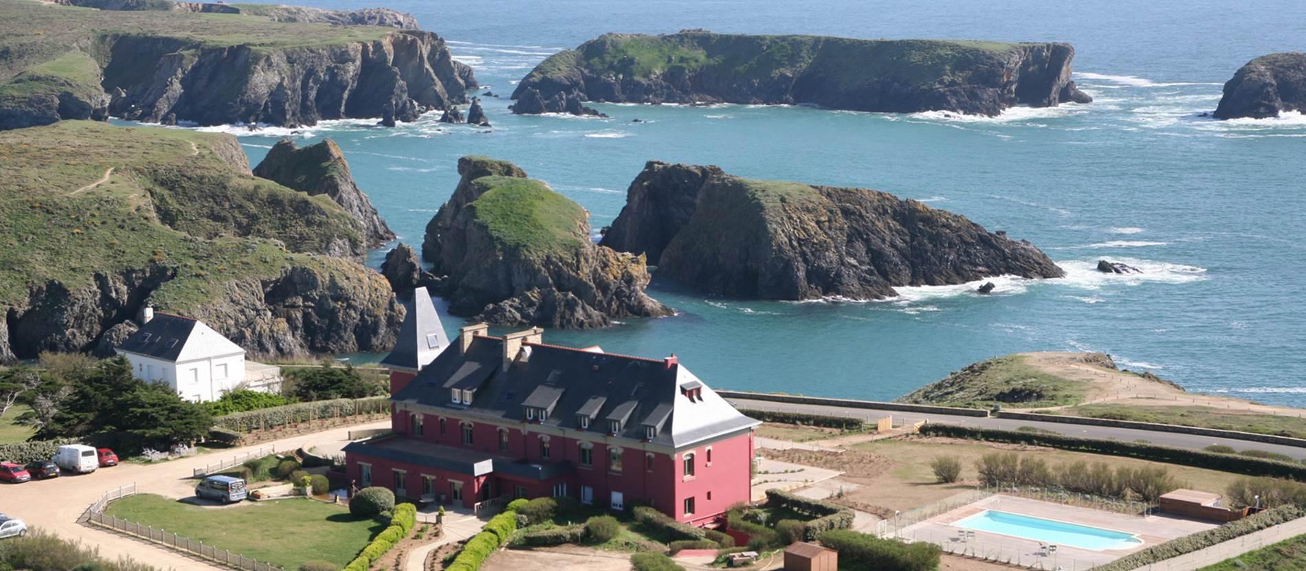 Hotel-Restaurant-Le-Grand-Large-Bangor-Morbihan-Bretagne-Sud © Hotel-Restaurant-Le-Grand-Large-Bangor-Morbihan-Bretagne-Sud