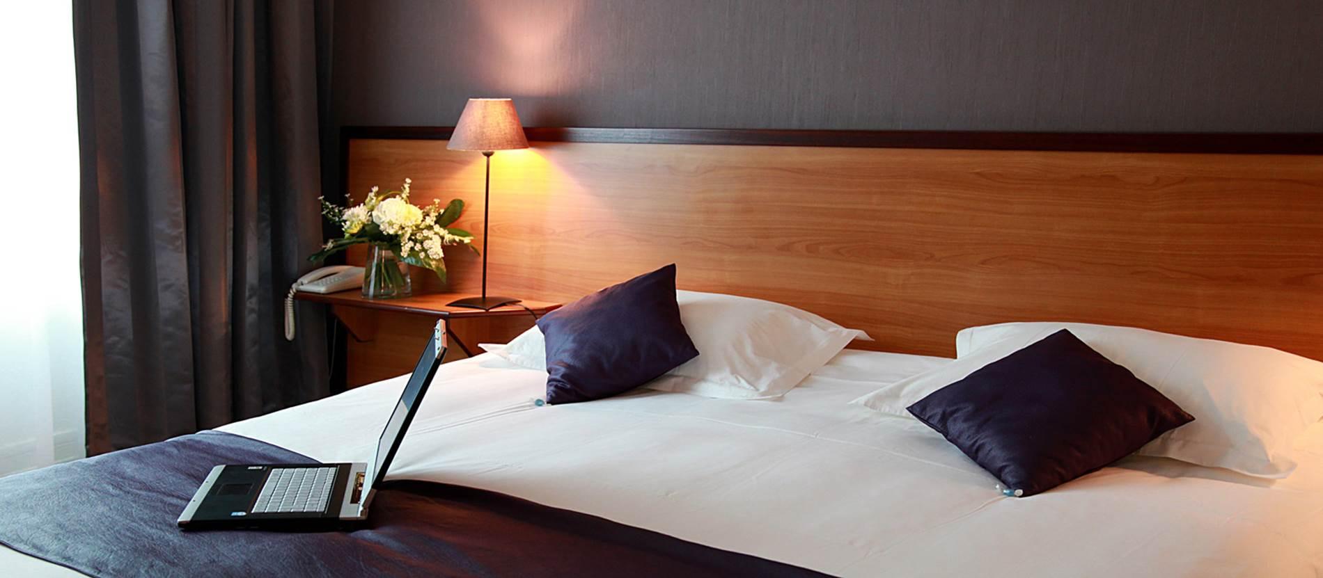 Inter-Hotel-Manche-Océan-Vannes-Morbihan-Bretagne-Sud © Inter-Hotel-Manche-Océan-Vannes