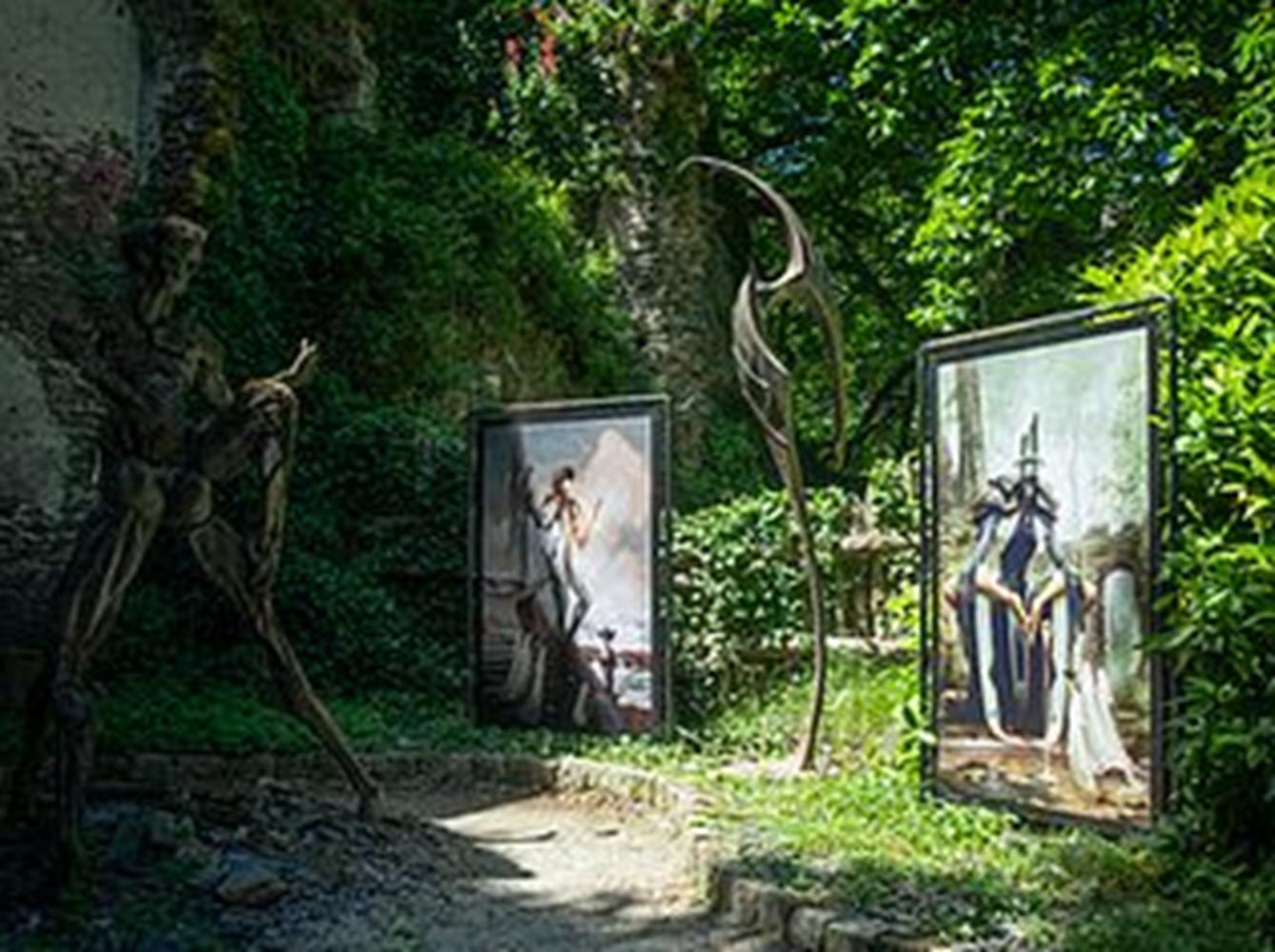 Naia Museum - Rochefort-en-Terre - Morbihan Bretagne Sud ©