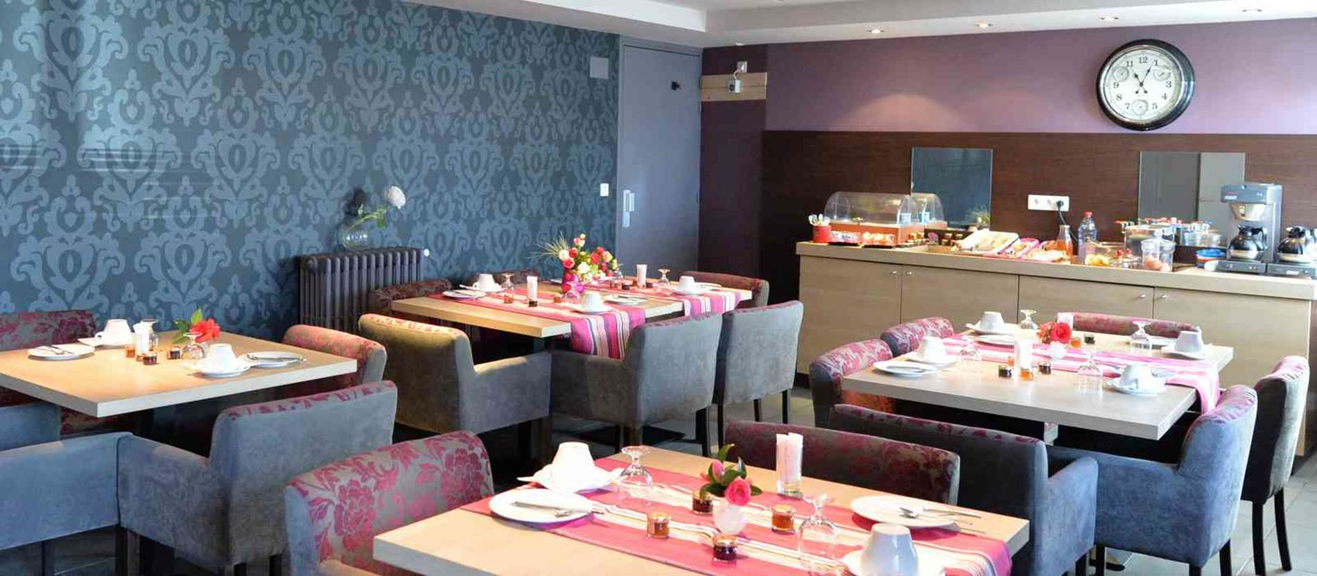 hotel-celtichotel-auray-Morbihan-Bretagne-Sud-buffetdupetitdejeuner © hotel-celtichotel-auray