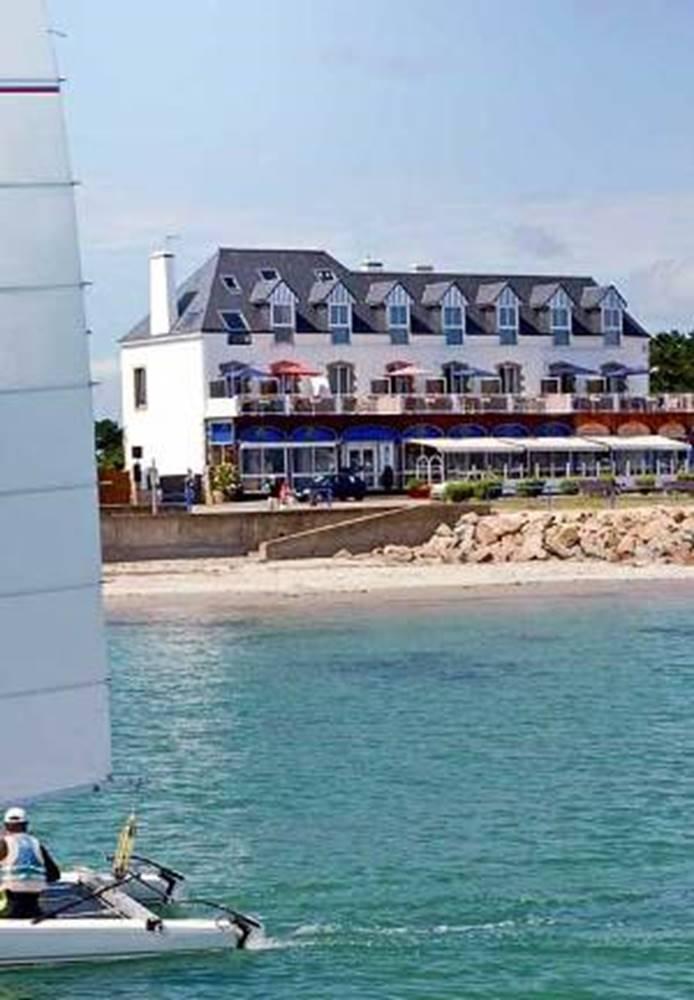 Hotel-les-rochers-Carnac-Morbihan-Bretagne-Sud © Hotel Les rochers