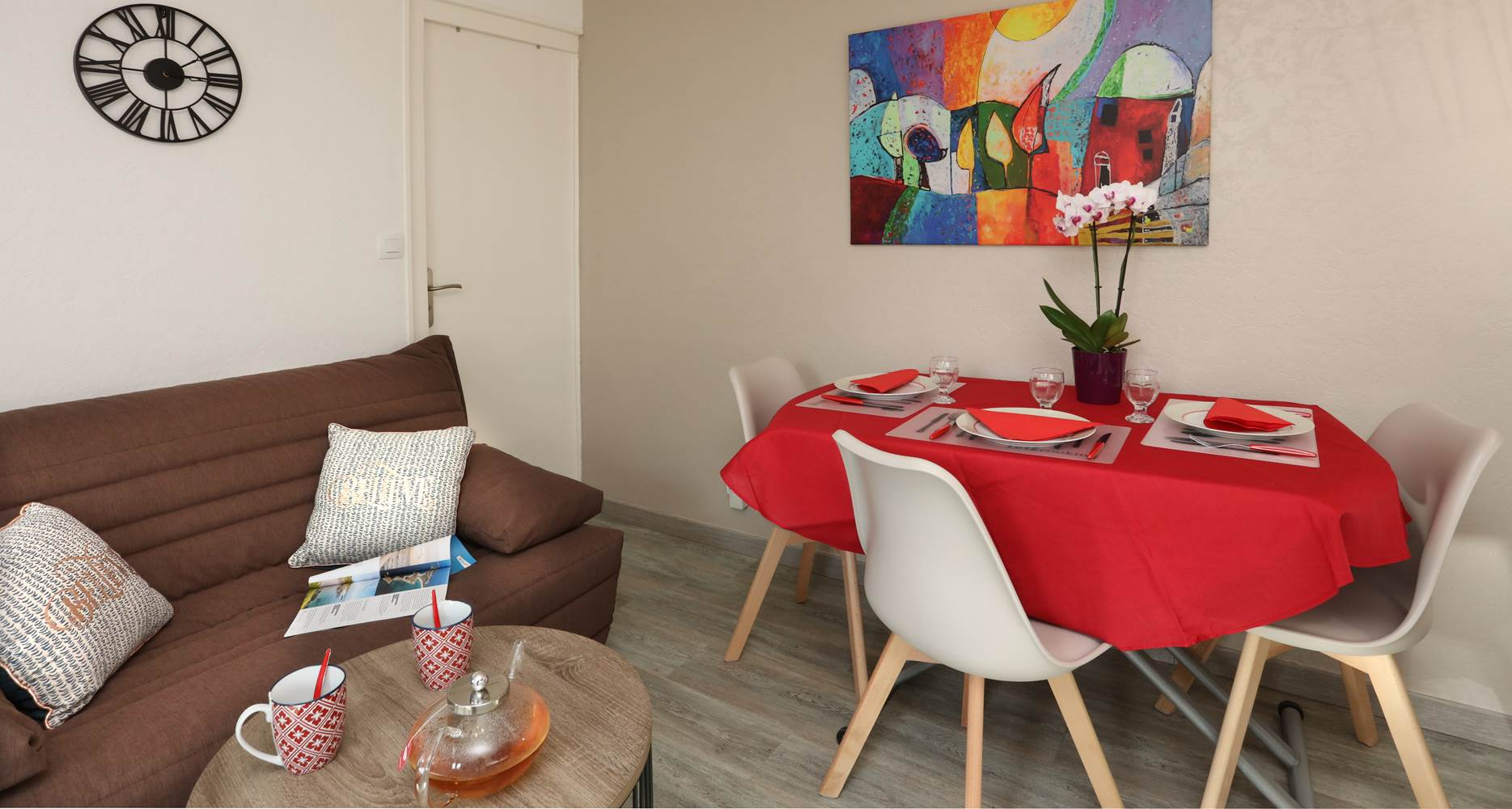 LE MELEDO Nelly - Appartement 2 personnes -Quiberon-Morbihan -Bretagne sud © LE MELEDO Nelly -