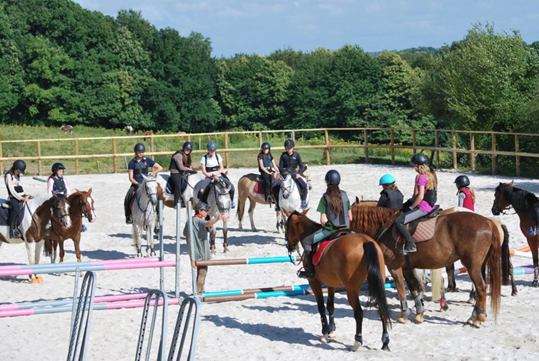 L'Être Cheval Centre Equestre - Morbihan - Bretagne Sud © Nolwenn Arnould