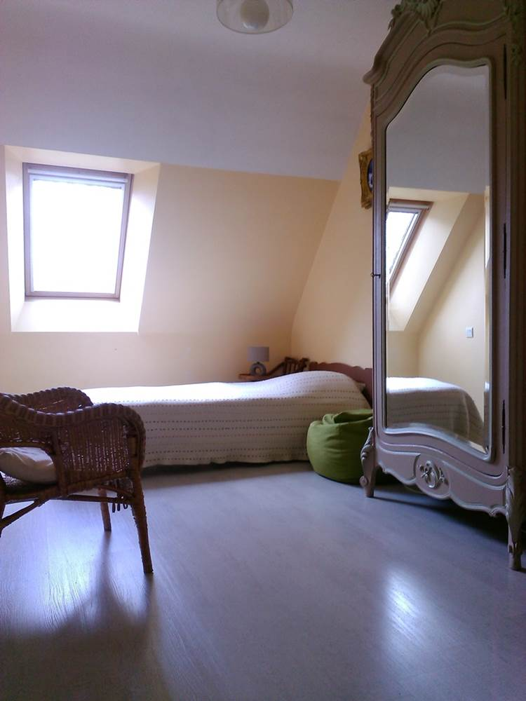 Chambre 2 - Gîte Gauthier - Marzan - Tourisme Arc Sud Bretagne ©