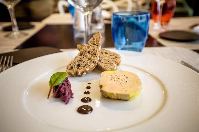 Brasserie contemporaine restaurant Vannes ©