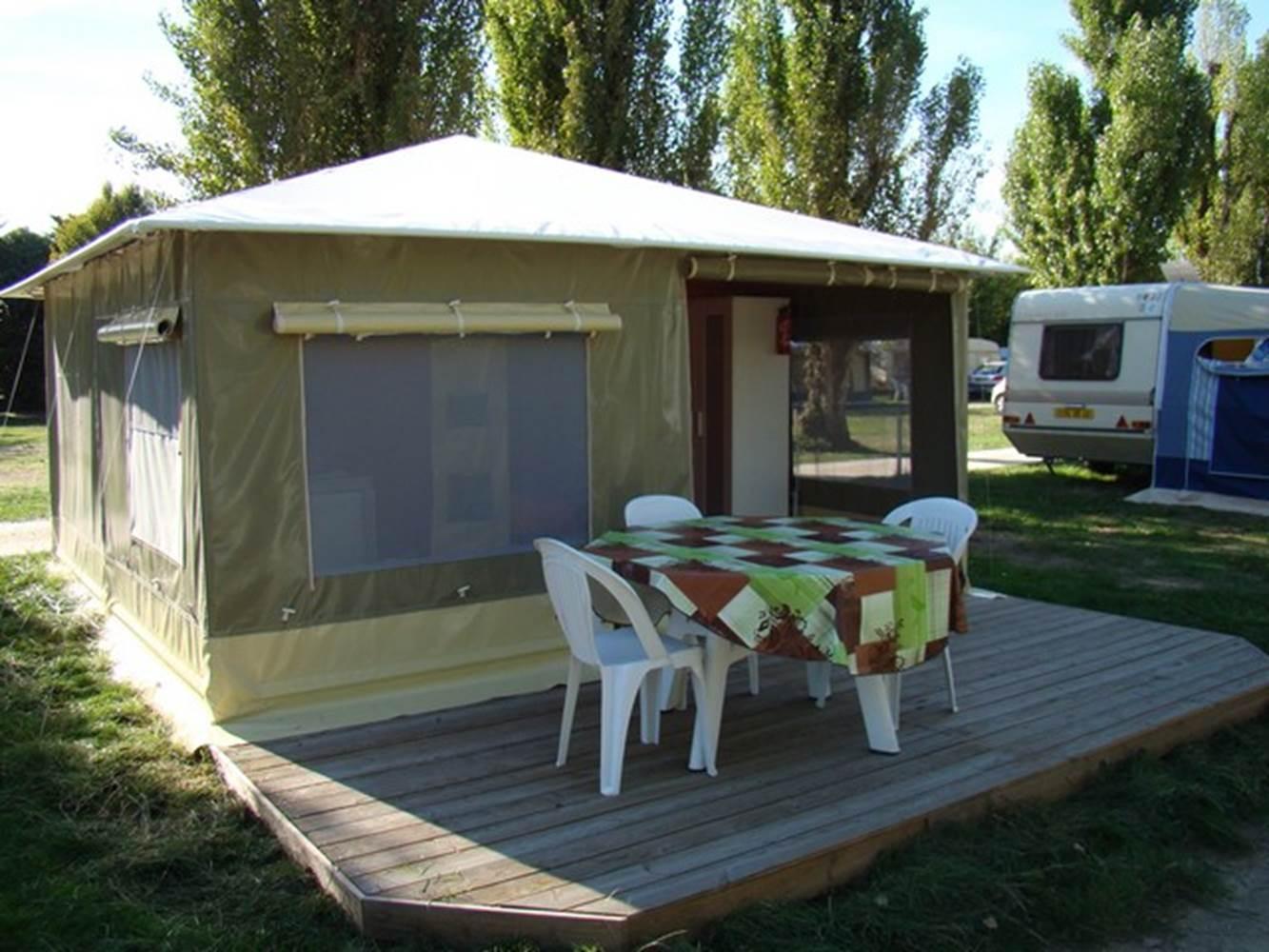 Camping Celimene Morbihan Bretagne Sud © ot