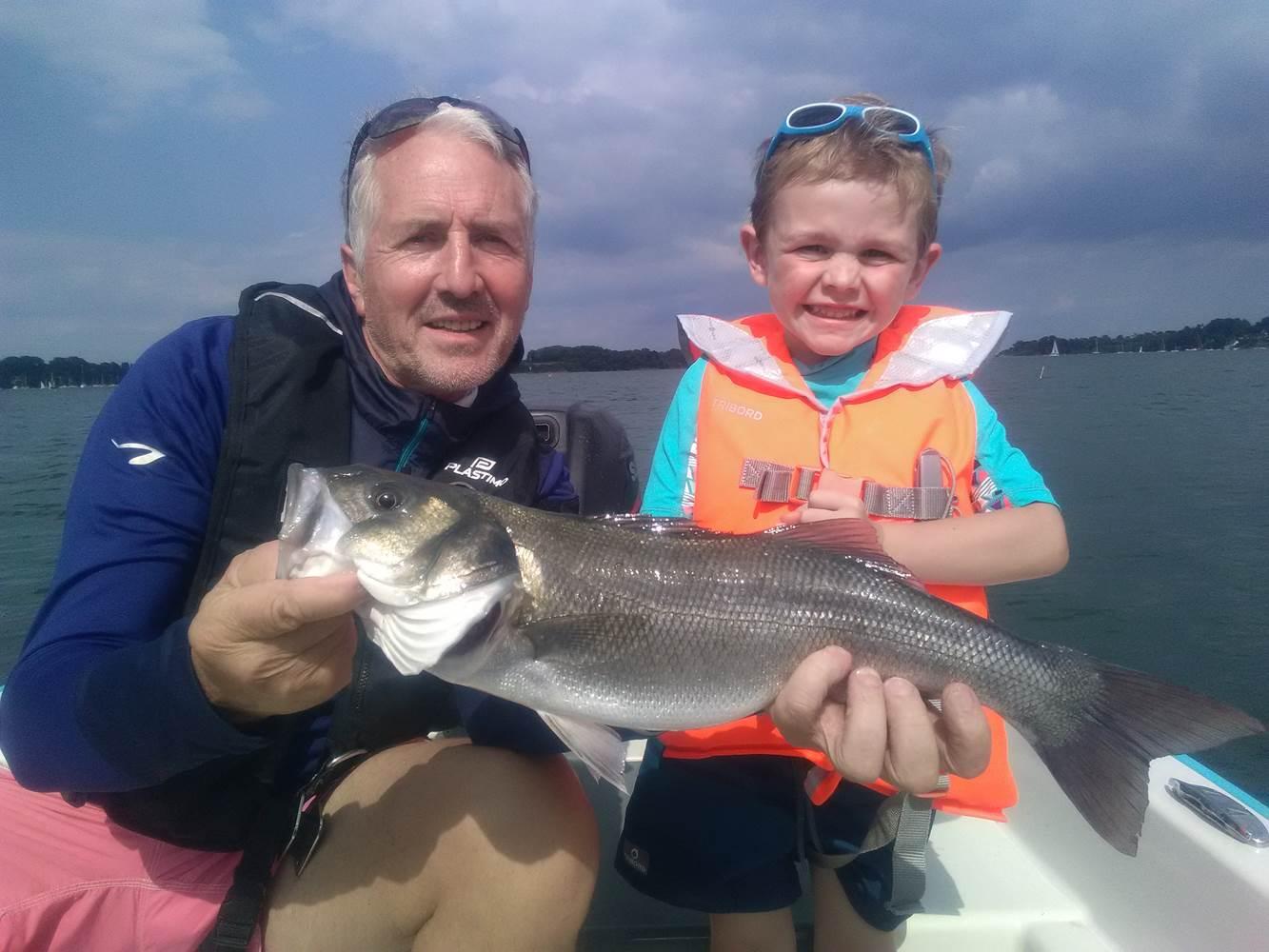 Horizons Pêche-Pêche en mer-Initiation pêche ©