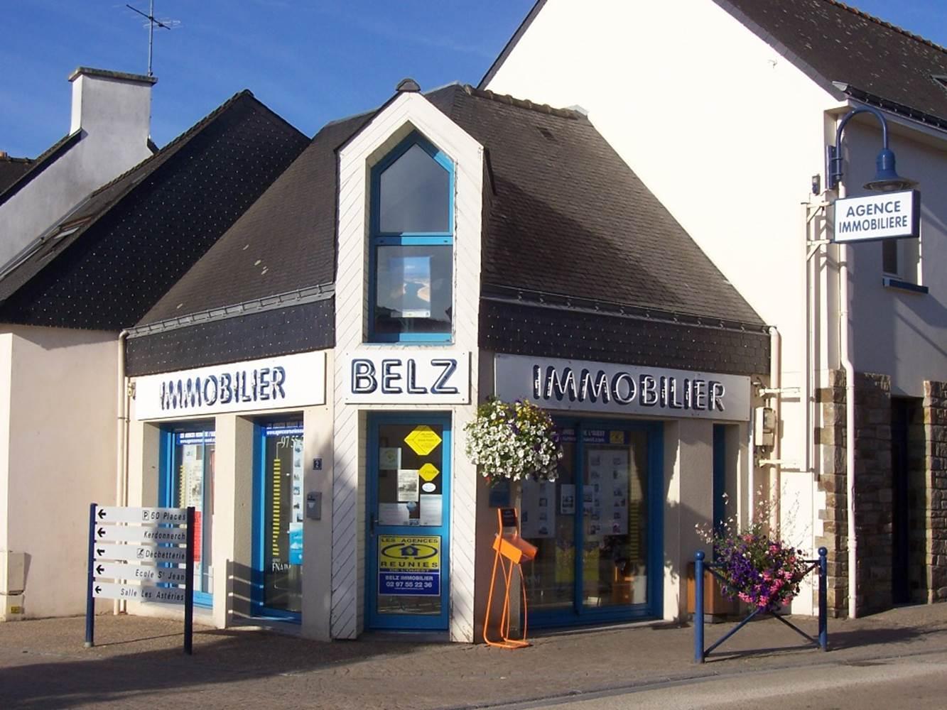 Belz Immobilier - Morbihan Bretagne Sud © Belz Immobilier