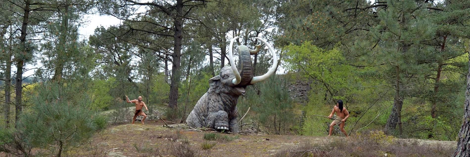 parc de prehistoire de bretagne - malansac - morbihan bretagne sud-05 © Michel RENAC