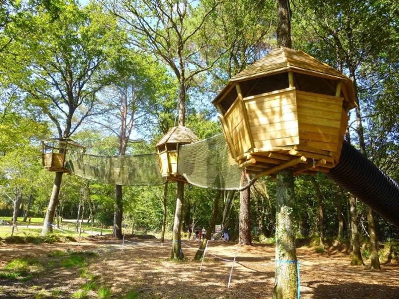 Le Parcours des cabanes P'tit-delire-Auray-Lorient-Morbihan-Bretagne-Sud © otac