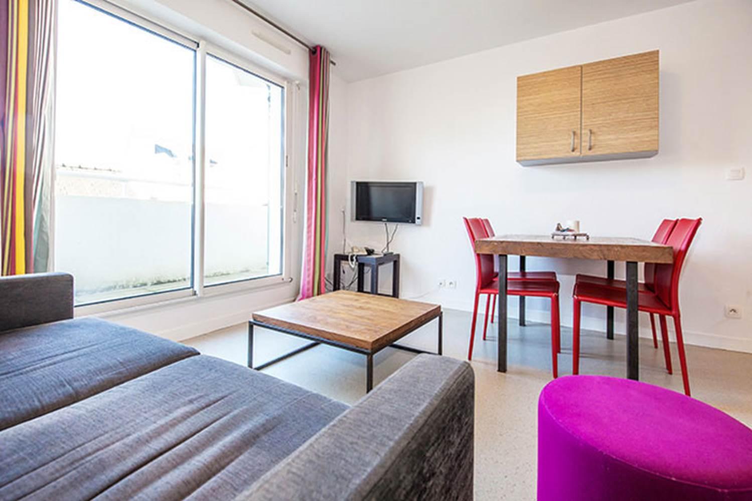 Appart Hôtel-Le Liberté-Vannes-Golfe-du-Morbihan-Bretagne sud © Le Liberté