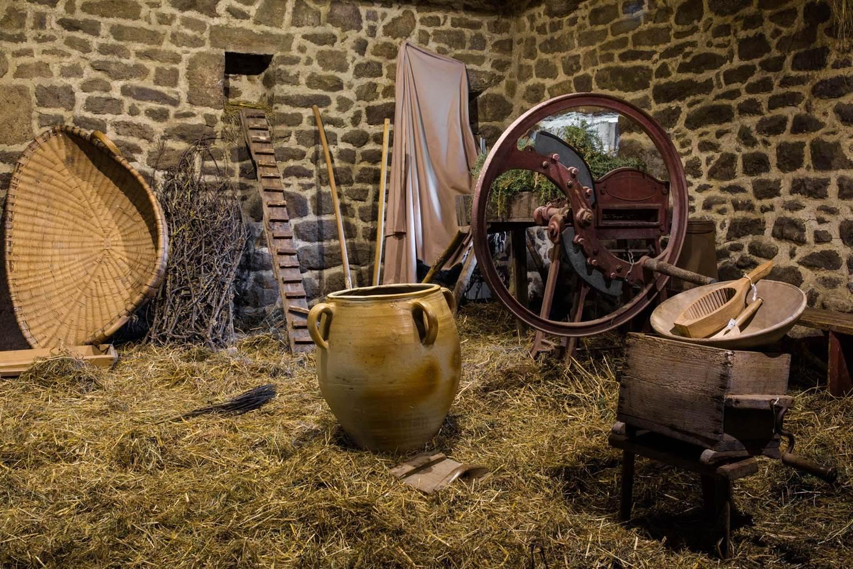 Ecomusée de Saint-Dégan-Brech-Morbihan Bretagne Sud-12 © © Pauline TEZIER