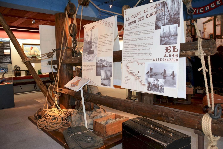 Musee-des-Thoniers - 5 - Etel - Morbihan Bretagne Sud © Musée des thoniers