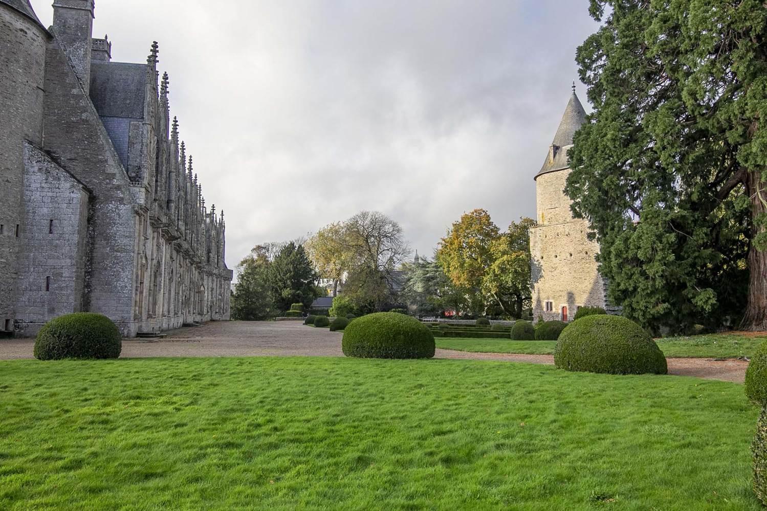 Château et parc de Josselin - Morbihan Bretagne Sud-24 © Meero