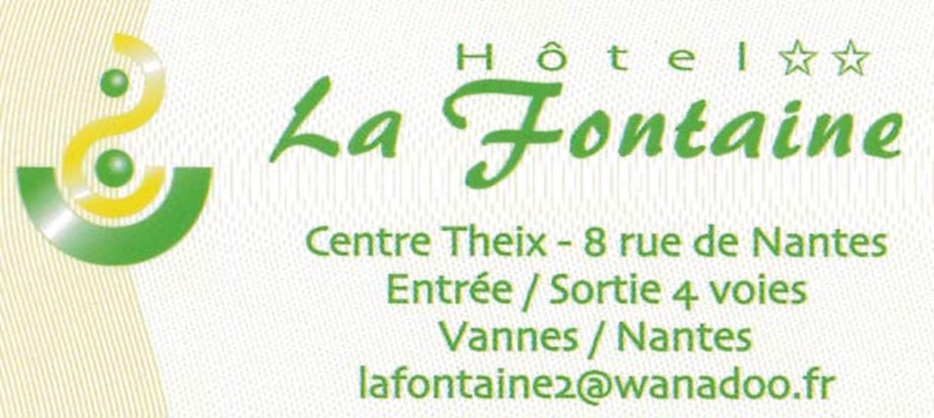 HOTEL LA FONTAINE ©