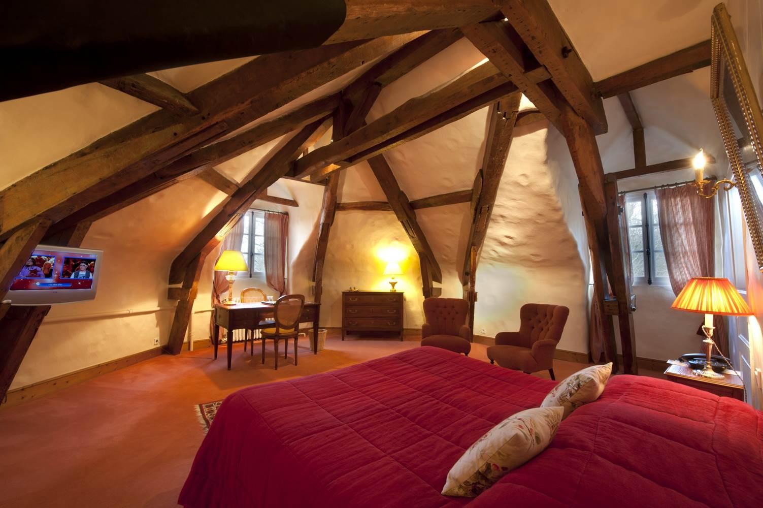 Hotel chateau locguénolé - kervignac - morbihan bretagne sud ©