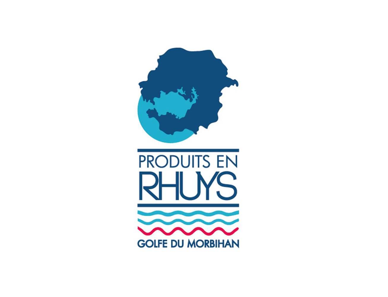 Logo-Produits-en-Rhuys-Golfe-du-Morbihan-Bretagne sud © Association Produits en Rhuys