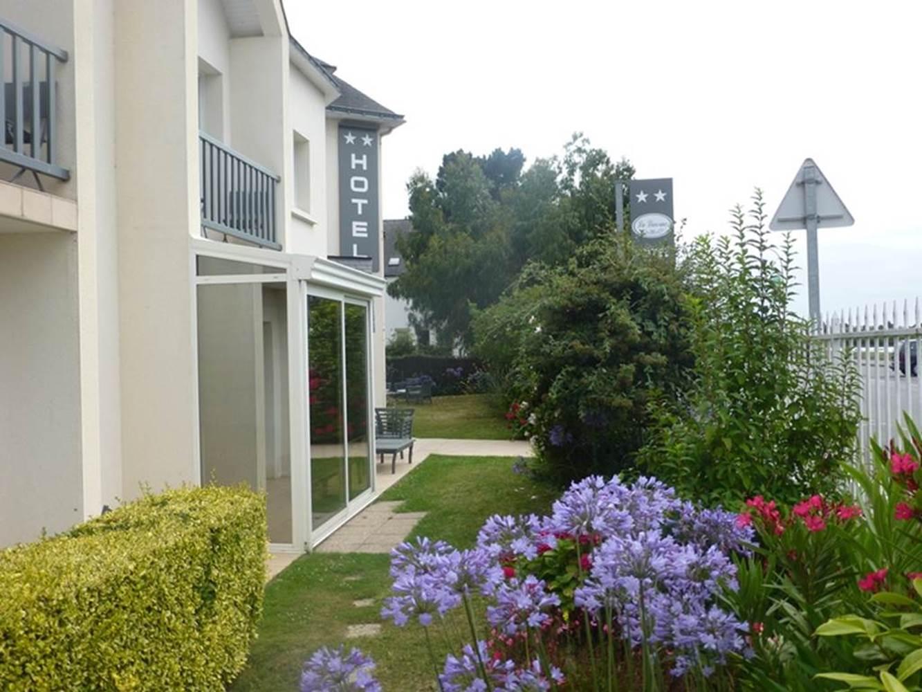 Hotel-La-Licorne-Carnac-Morbihan-Bretagne-Sud © Hotel La licorne