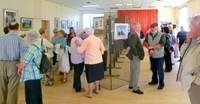 Expositions de peintures à Damgan