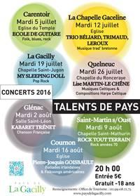 Concerts Talents de Pays