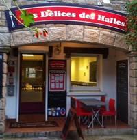 Restaurant Les D�lices des Halles