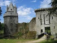 Forteresse de Largo�t - les tours d'Elven