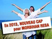 Les nouvelles missions du service Morbihan Résa