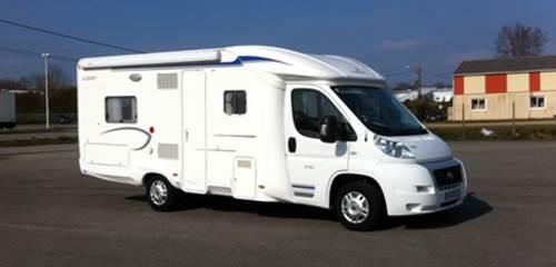 Location de Camping-cars Bretagne Loisirs Evasion