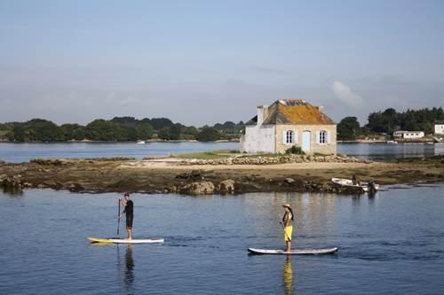 Week-end insolite et paddle