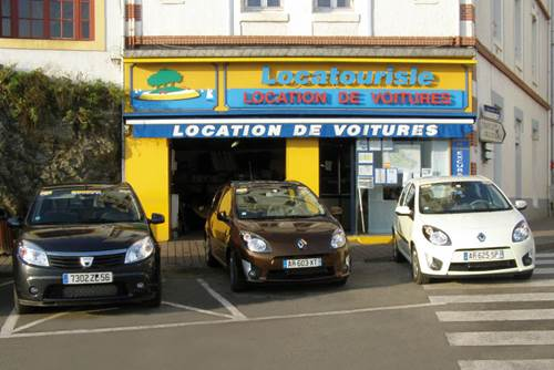 Location de voiture : Locatourisle