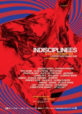 Festival Les Indisciplinées 2016