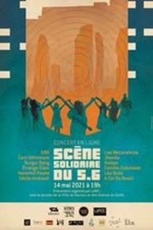 Concert en ligne Scène Solidaire du 56