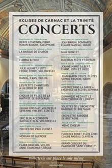 Concert de Jean Baron et Sophie Pagnon