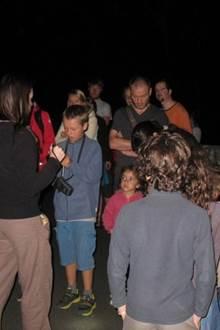 Nuit de la chauve-souris en anglais à Kernascléden