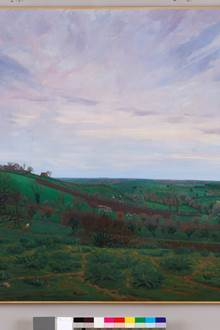 Exposition : Terres et Landes, Paysages de Bretagne