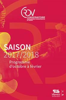 Conservatoire de Vannes: les vendredis de l'audito - concert des grands élèves