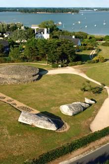 Visite des Familles au Site des Mégalithes - LOCMARIAQUER