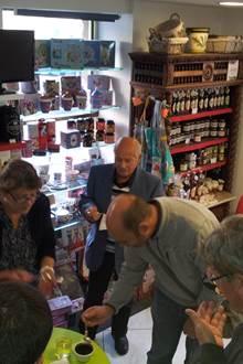 Atelier dégustation de confitures et cafés - La Roche-Bernard