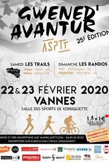 24ème édition ASPTT Gwened Avantur