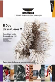 Expo- vente Duo de matières