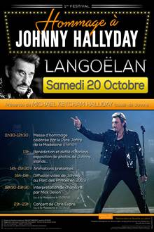 Festival hommage à Johnny Hallyday
