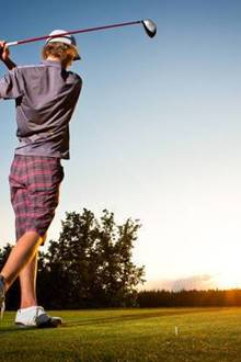 Initiations gratuites au Golf de Baden