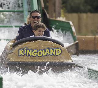 Kingoland - Parc d'attractions