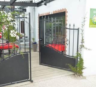 CHOUTEAU Michel - appartement Côté Jardin