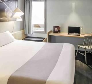 Hôtel-Restaurant Ibis Hotels Lorient Centre Gare