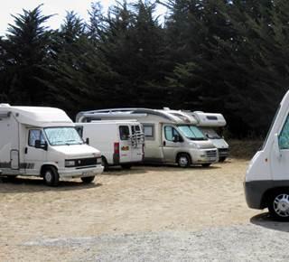 Aire de camping-car de la Source