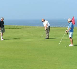 Echappées belles : Golfs