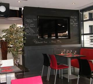Restaurant Le Cosmopolitain