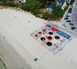 Club de plage Les Dauphins Mickey